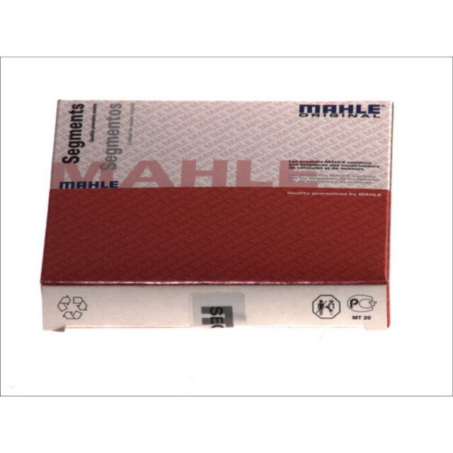 Kolbenringsatz MAHLE 029 52 N0