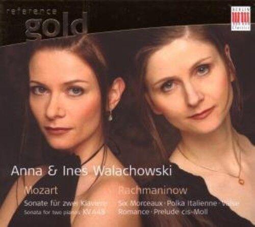 Walachowski Piano Du - Sonata for Two Pianos [New CD] Digipack Pack