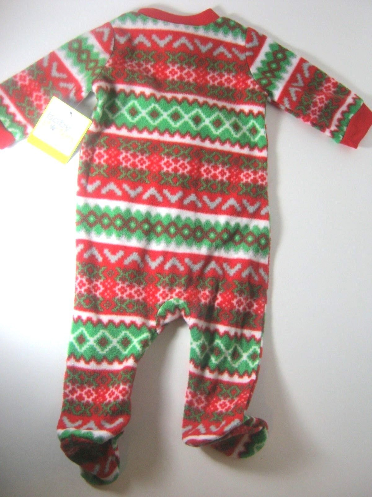 Baby Starters Footed Sleeper Size 6 Months With Tag Multiple Color