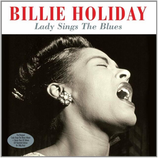 Billie Holiday - Lady Sings The Blues (2LP Gatefold Edition On 180g Vinyl) NEW