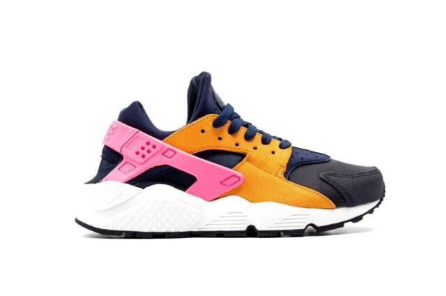 Nike da donna Air Huarache Run PRM tessile FORMATORI 683818 401