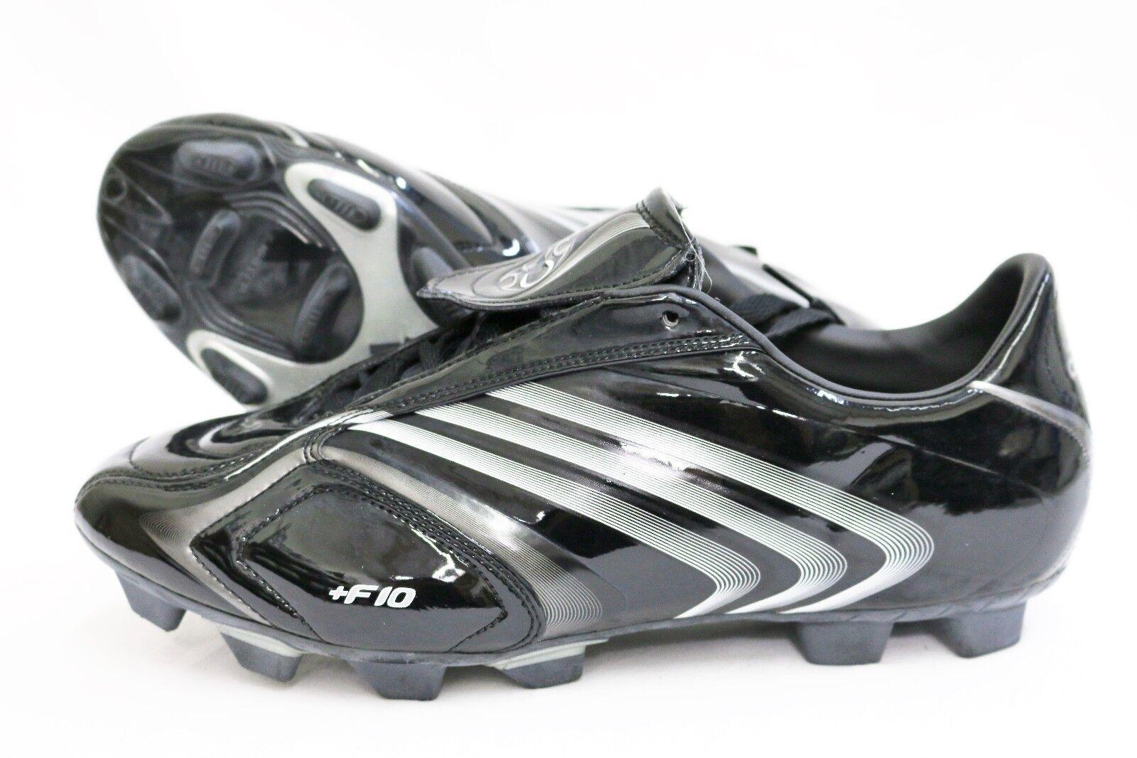 Adidas F 10.6 TRX FG A462550 Cleats Black Men