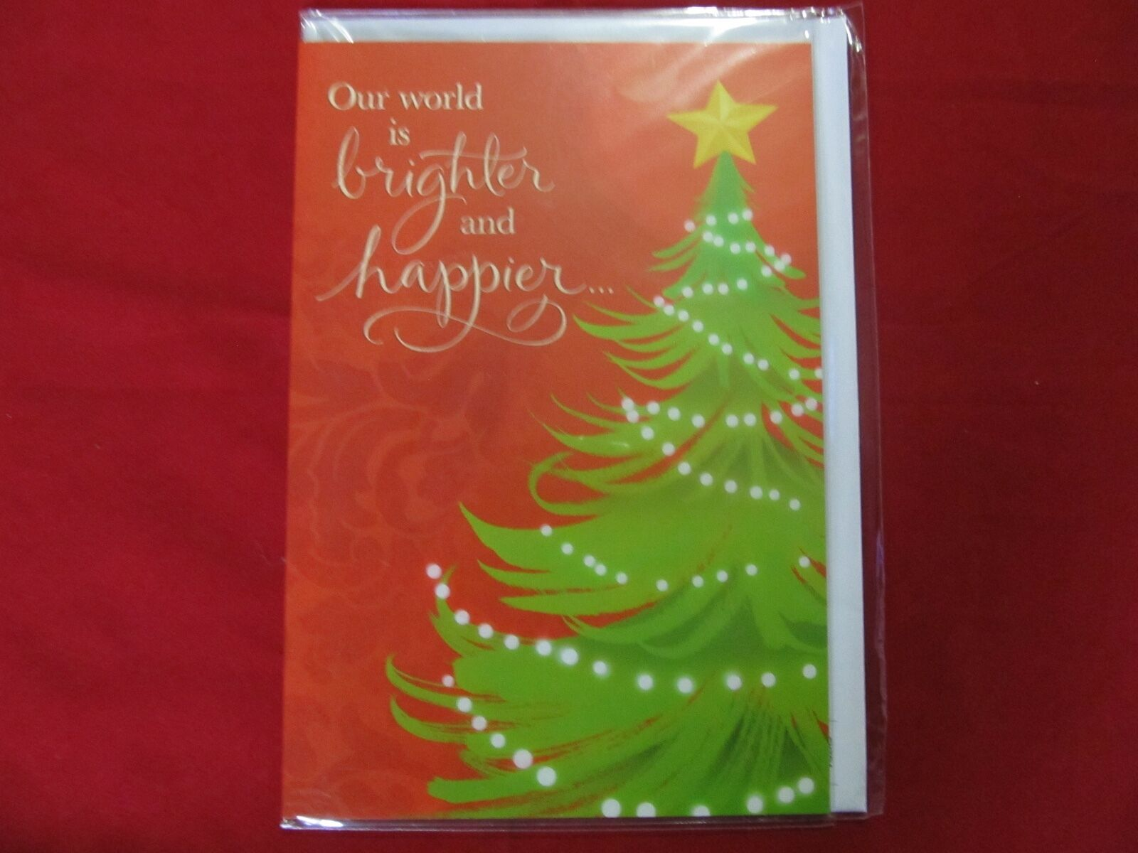 Hallmark 15 Photo Musical Recordable Dvd Christmas Greetings Card