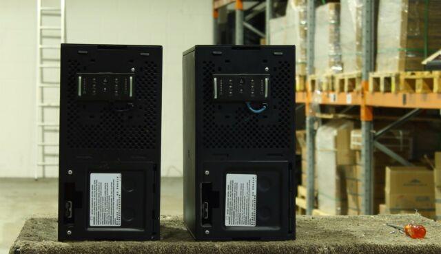 APC SUA2200xli UPS - XL type - new cells - 12m RTB warranty. XL *NO FRONT*