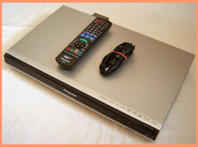 PANASONIC DMR-EH585 DivX DVD/HDD-RECORDER  *250 GB=440 STD* FULL-HDMI//USB/VIERA