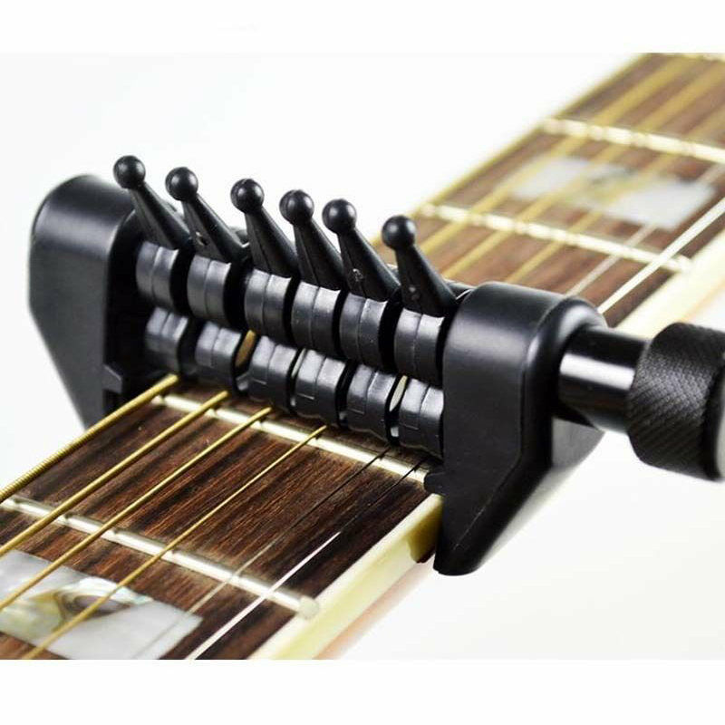 Multifunction Capo Open Tuning Spider Chords for Acoustic Guitar ...