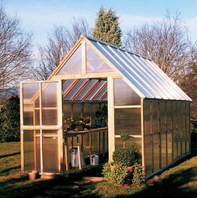 Sunshine GardenHouse Mt. Rainier 8X16 Greenhouse [GKP816]