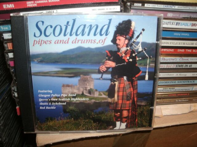 Various Artists - Pipes and Drums from Scotland (2006)