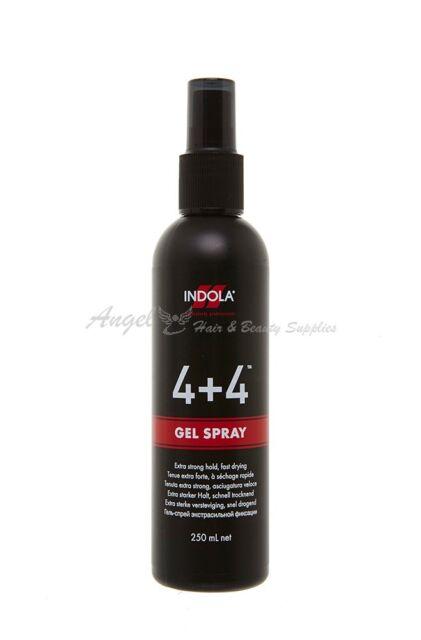 Indola 4+4 Hair Gel Spray 250ml