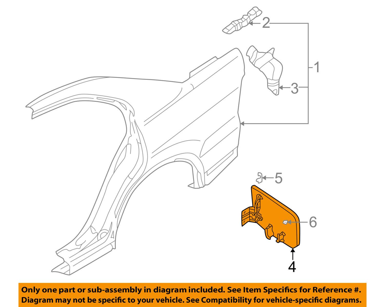 2003 Mitsubishi Galant Fuel Door Filter Oem Filler Lid Burgundy Ebay 1500x1197