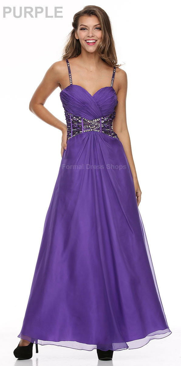 Sweet 16 Evening Gown Exposed Back Winter Formal Prom Dress Dance