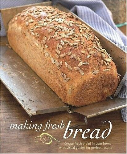 Making Fresh Bread,