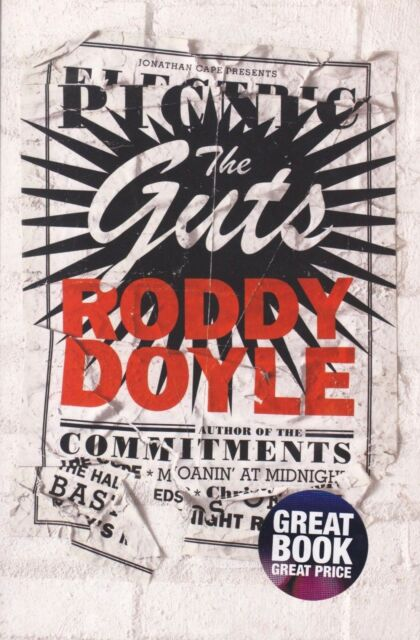 The Guts By Roddy Doyle (TSP Paperback, 2013)