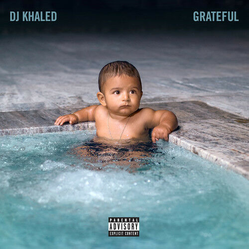 DJ Khaled - Grateful [New Vinyl LP] Colored Vinyl, Gold Disc, 150 Gram, Download