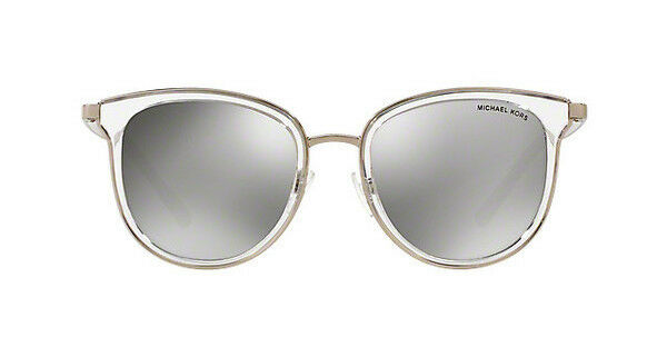 52c172a0654 Michael Kors 1010 Adrianna I Sunglasses 11026g Clear 100 Authentic ...
