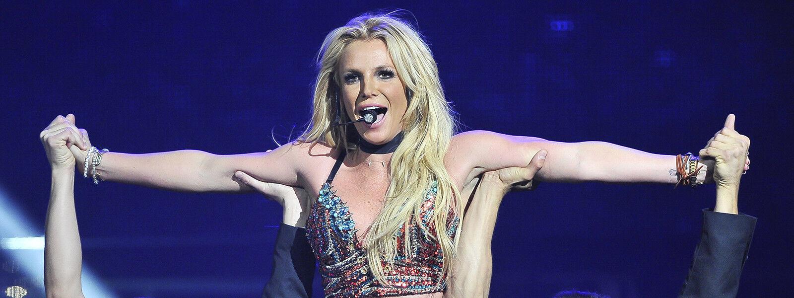 小甜甜布兰妮(Britney Spears)