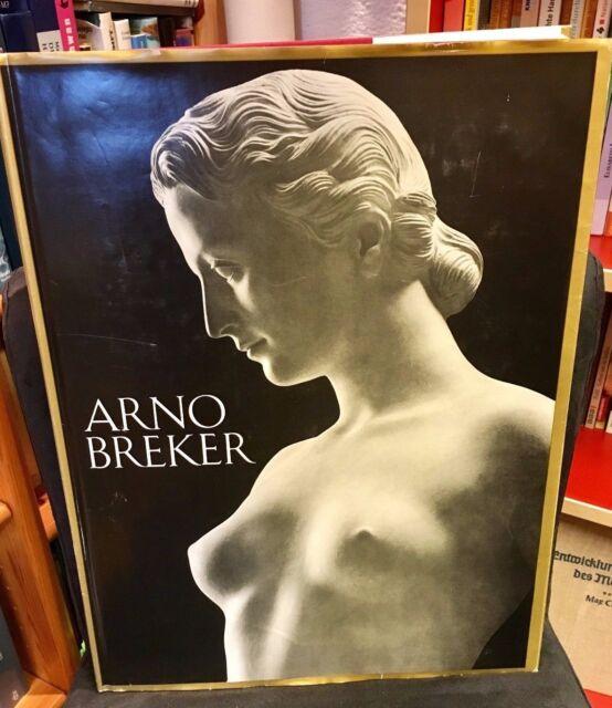 ARNO BREKER Skulpturen aus den Jahren 1920 - 1982 mit Texten von Ernst Fuchs