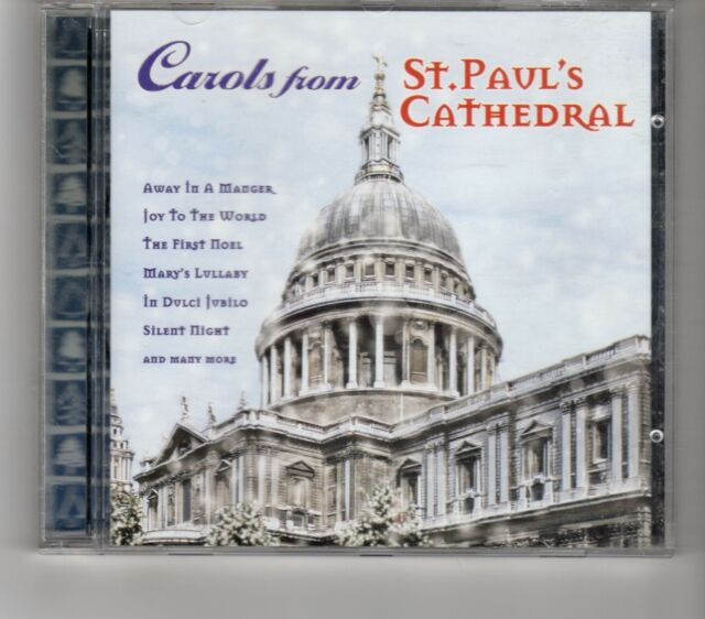 (HP374) Carols from St Paul's Cathedral - 1998 CD
