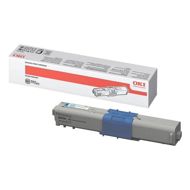 Original Oki Toner 43459369 Gelb C3520 MFP C3530 MFP MC350 MC360 A-Ware