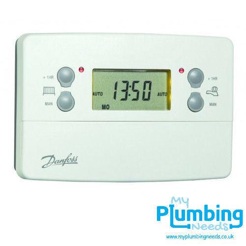 s l640 danfoss programmer heating cooling air ebay danfoss cp715 wiring diagram at gsmx.co