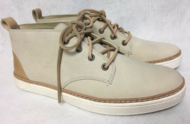 UGG Australia KALLISTO NUBUCK / LEATHER Ceramic HIGH TOP SNEAKERS sizes 1015047