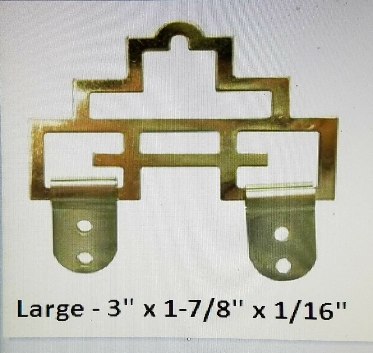 2 metal chinese antique frame art gold wall hangers g4 picture ebay picture 1 of 4 jeuxipadfo Images