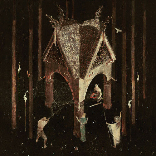Wolves in the Throne Room - Thrice Woven [New CD]