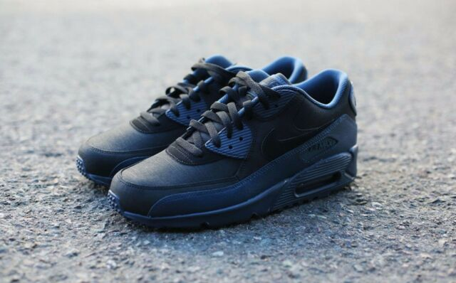 men's nike air max 90 winter premium running shoes
