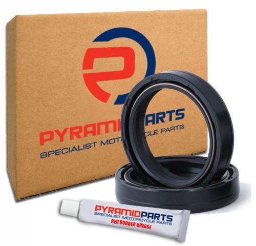 Pyramid Parts fork oil seals for Piaggio X8 125 / Xevo 125 (35mm)