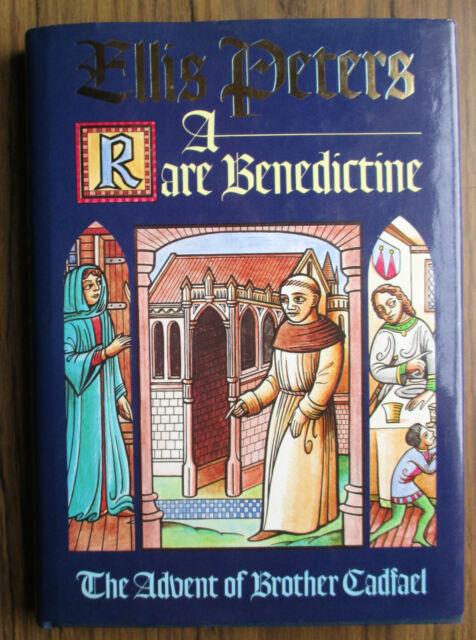 A Rare Benedictine by Ellis Peters (Hardback, 1988)