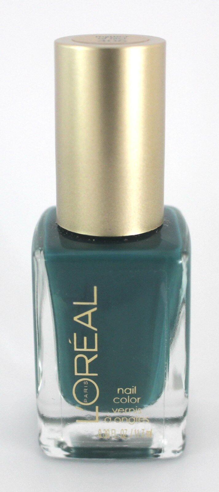 2 X Loreal Nail Polish # 406 Matte-r of Fact | eBay