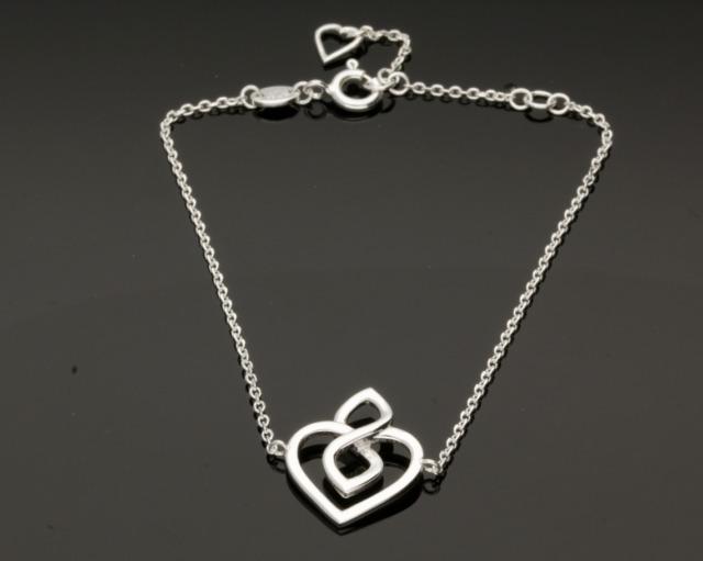 Genuine Links Of London Infinite Love Bracelet Ref 5010 3893 Rrp 110