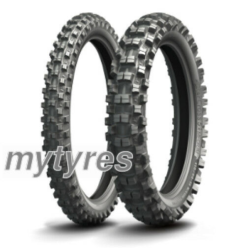Motocross tyres Michelin Starcross 5 120/90 -18 65M