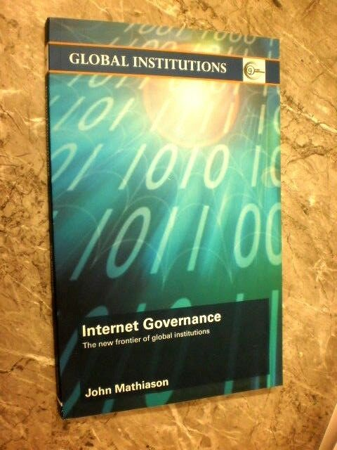 Internet Governance: The New Frontier of Global Institutions, GM10