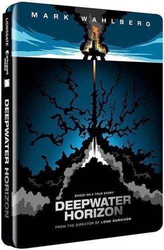 DEEPWATER HORIZON - STEELBOOK Blu-Ray Neu/OVP!