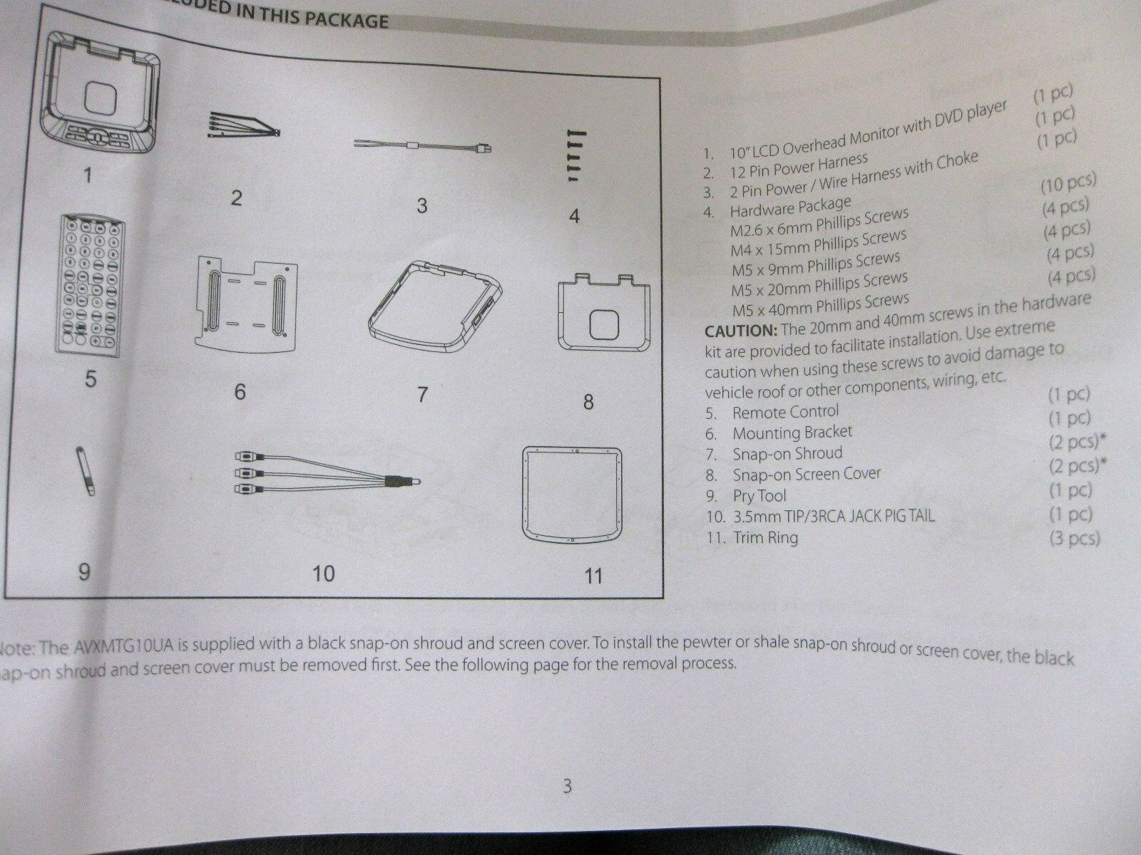 Audiovox Mtg Wiring Diagram Schematic Diagrams Prestige Snap On Screen Cover Grey Model 17201150 Fits The Remote Car Starter