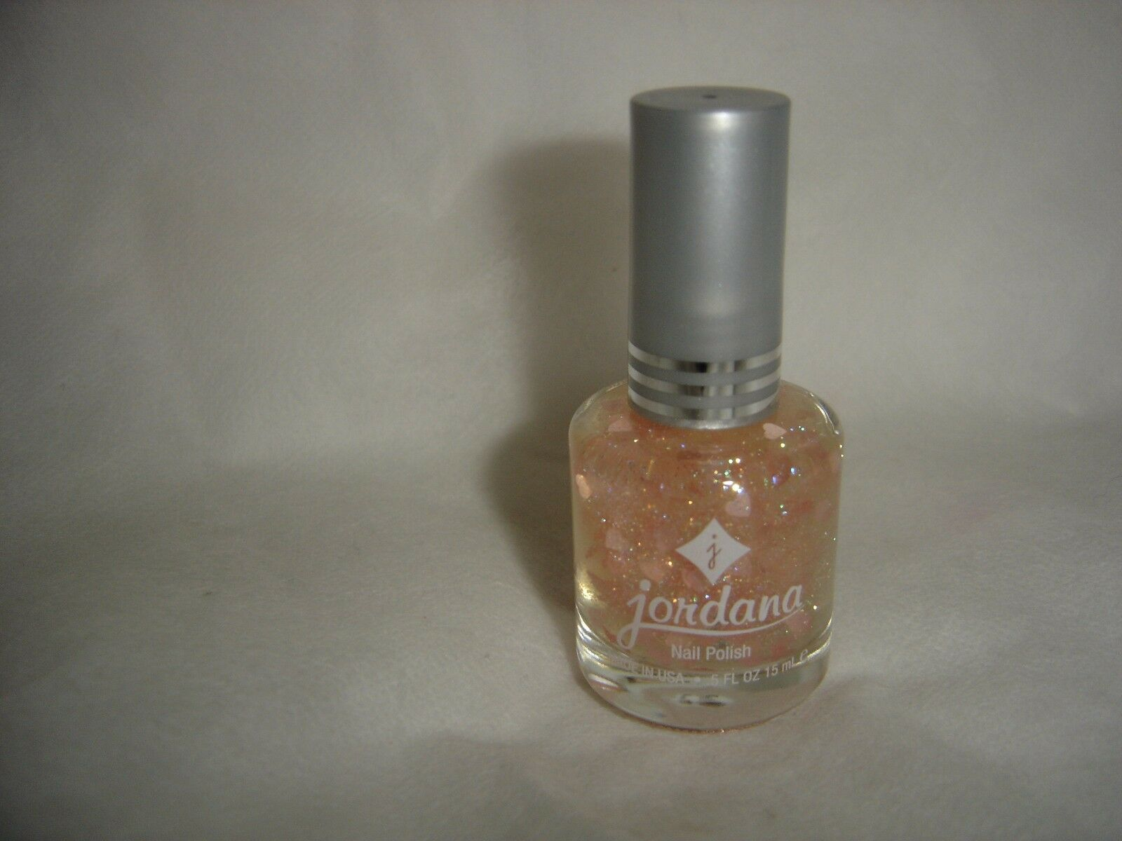 Jordana Pink Hearts #675 Nail Polish .5 FL Oz/15 Ml   eBay