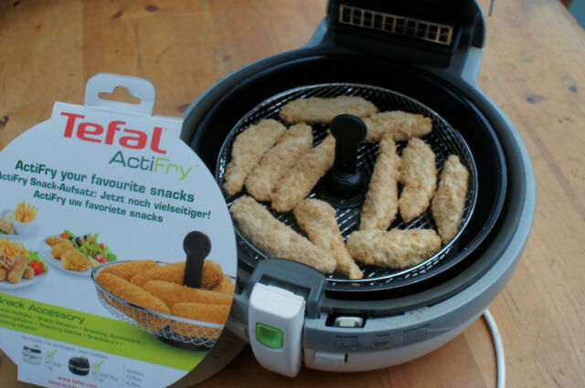 GENUINE Tefal Actifry Snacking basket for FZ700XX Series