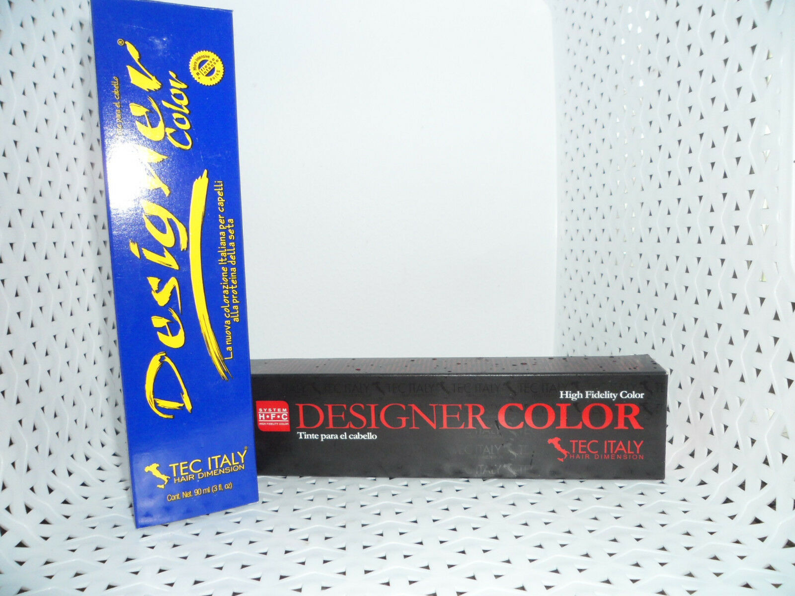Color art by tec italy - Tec Italy Designer Color Colori Pazzi Silver Plata Haircolor 3 Oz Ebay