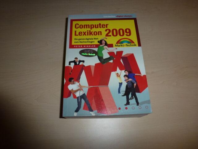 Computer Lexikon 2009 von Peter Winkler (2009, Taschenbuch)