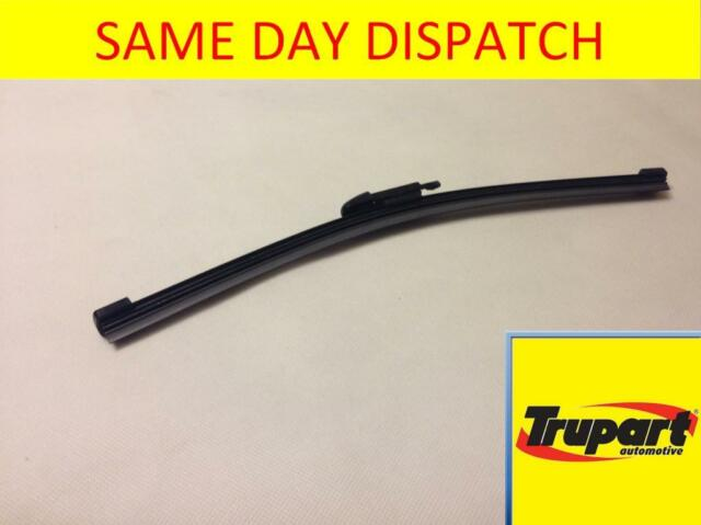 BMW 1 SERIES 04-12 E81 E87 FLAT REAR WINDSCREEN WIPER BLADE GENUINE TRUPART