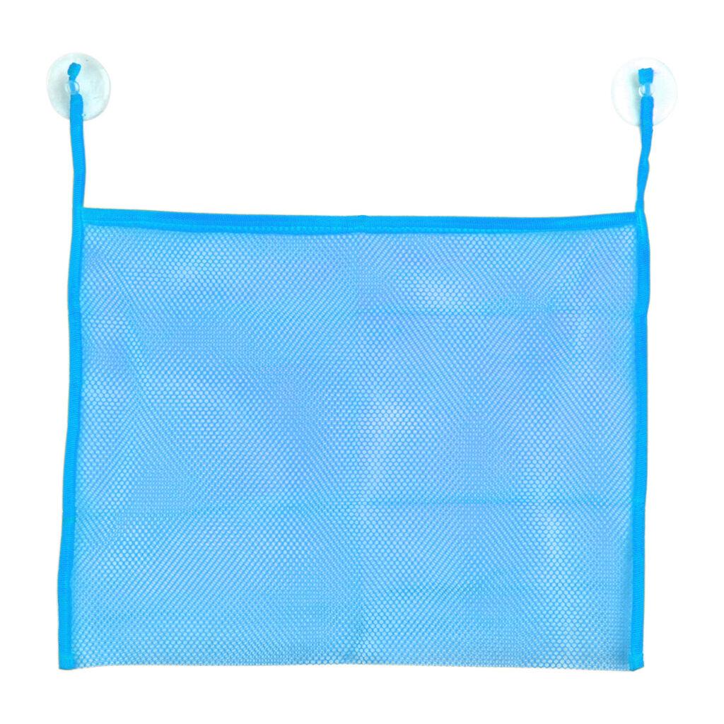 Baby Bath Bathtub Toy Mesh Net Storage Bag Organizer Holder Bathroom ...