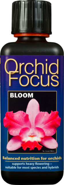 Growth Technology Orchid Focus Bloom Plant food 300ml