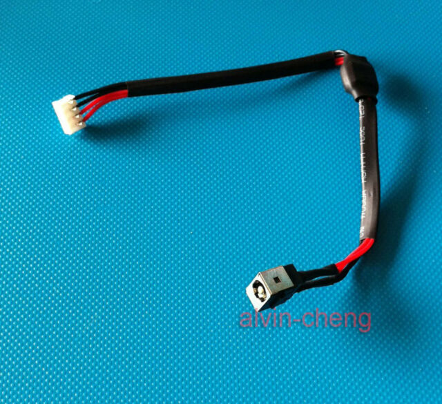 DC Power Port Jack Socket and Cable Wire C15 for Toshiba Satellite ...