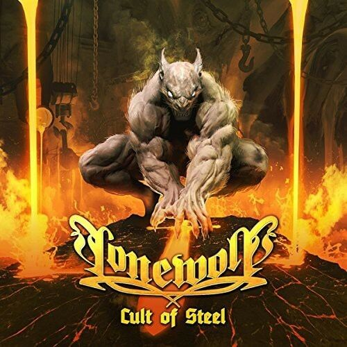 Lonewolf - Cult of Steel [New CD]