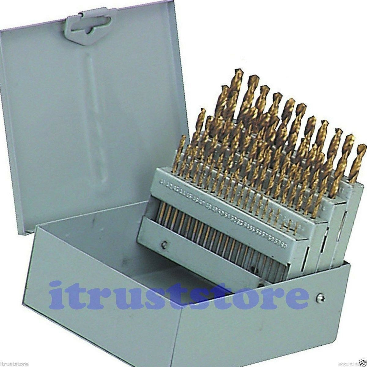 1 thru 60 number wire gauge gage sizes size numbered drill bit tool picture 1 of 3 greentooth Choice Image