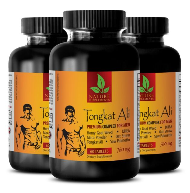 Sexual enhancement supplements