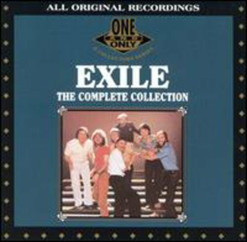 Exile - Complete Collection [New CD] Manufactured On Demand