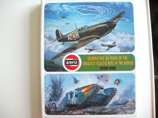 Airfix: Celebrating 50 Years of the Greatest Modelling Kits In The World