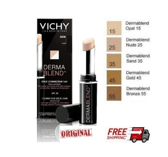 VICHY DERMABLEND STICK ULTRA CORRECTEUR 35 SAND SPF 30 - Make Up Concealer 4.5 g